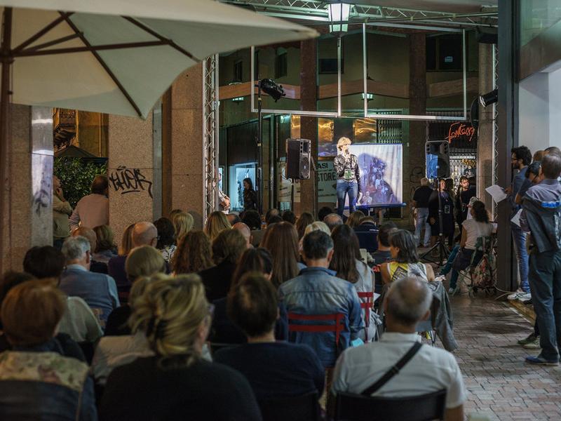 Vercelli in Bionda: tra il pubblico