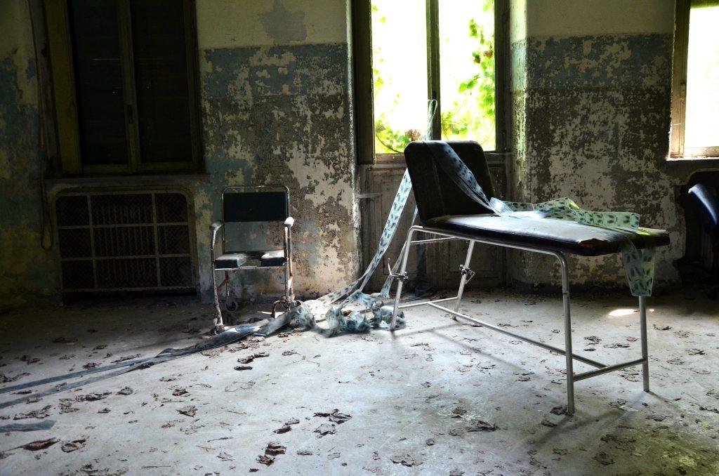 Ex Ospedale Psichiatrico e i Lettini delle torture