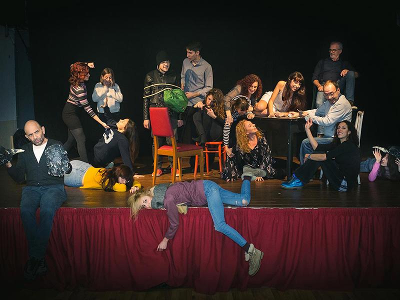 Poesia civile con l'Officina Teatrale Anacoleti di Vercelli