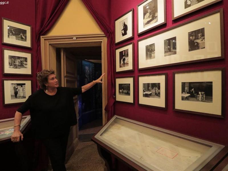 giornate Fai al Museo del Teatro Civico di Vercelli