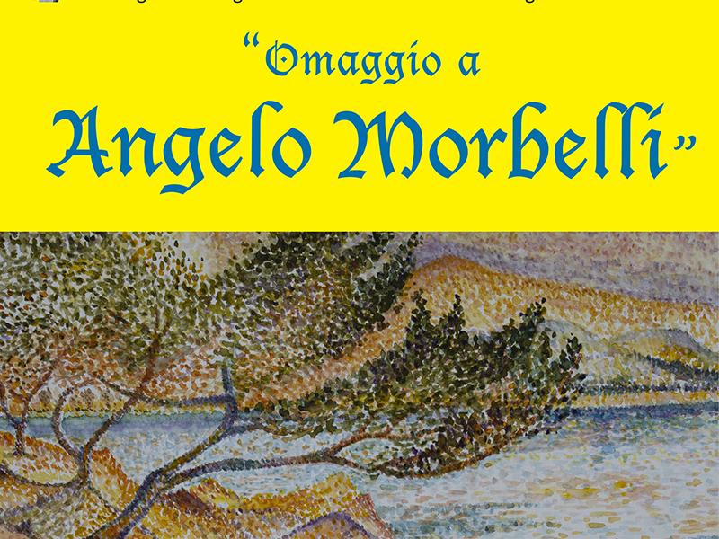 Angelo Morbelli locandina mostra