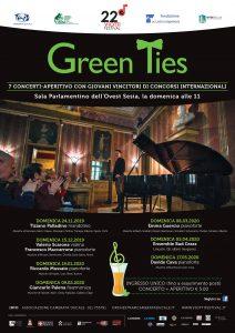 Green Ties locandina