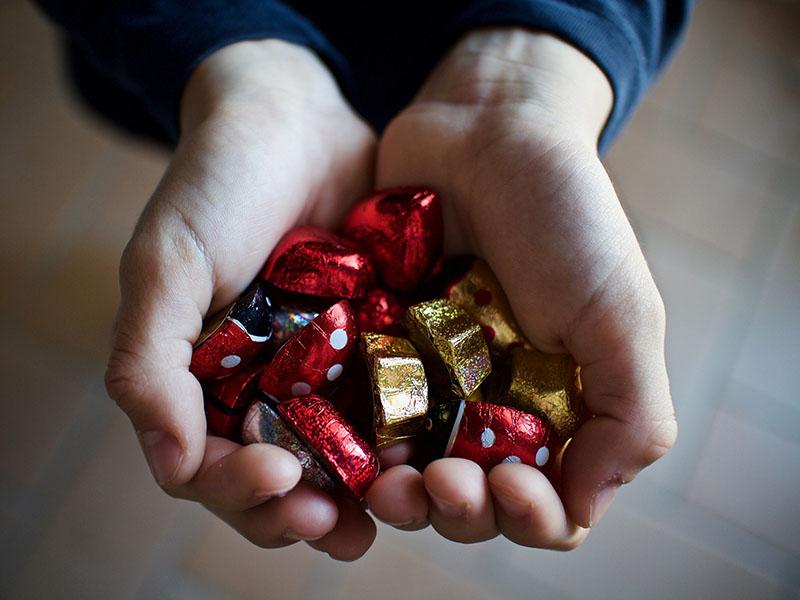 Cioccolatini Piemontesi