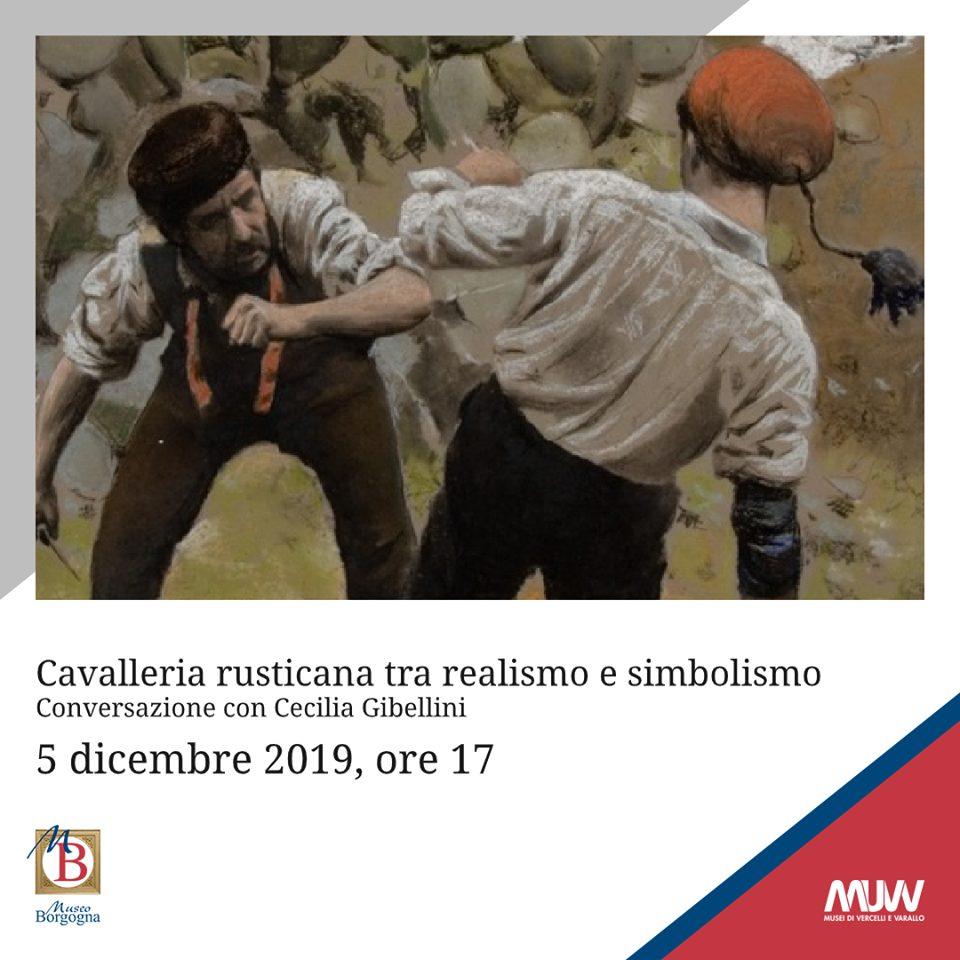 Strenne al museo con il convegno sulla Cavalleria Rusticana