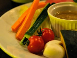 Bagna Càuda e verdure