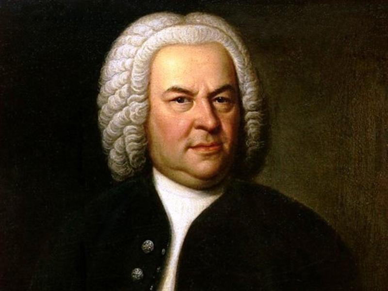 ritratto di Sebastian Bach