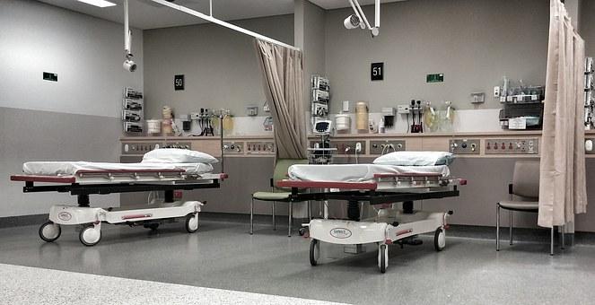 Coronavirus posti letto Ospedale