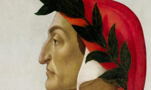 Dante ritratto da Botticelli