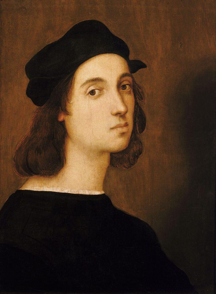 Giovanni antonio bazzi e Raffaello
