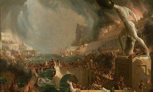 Distruzione Impero Romano