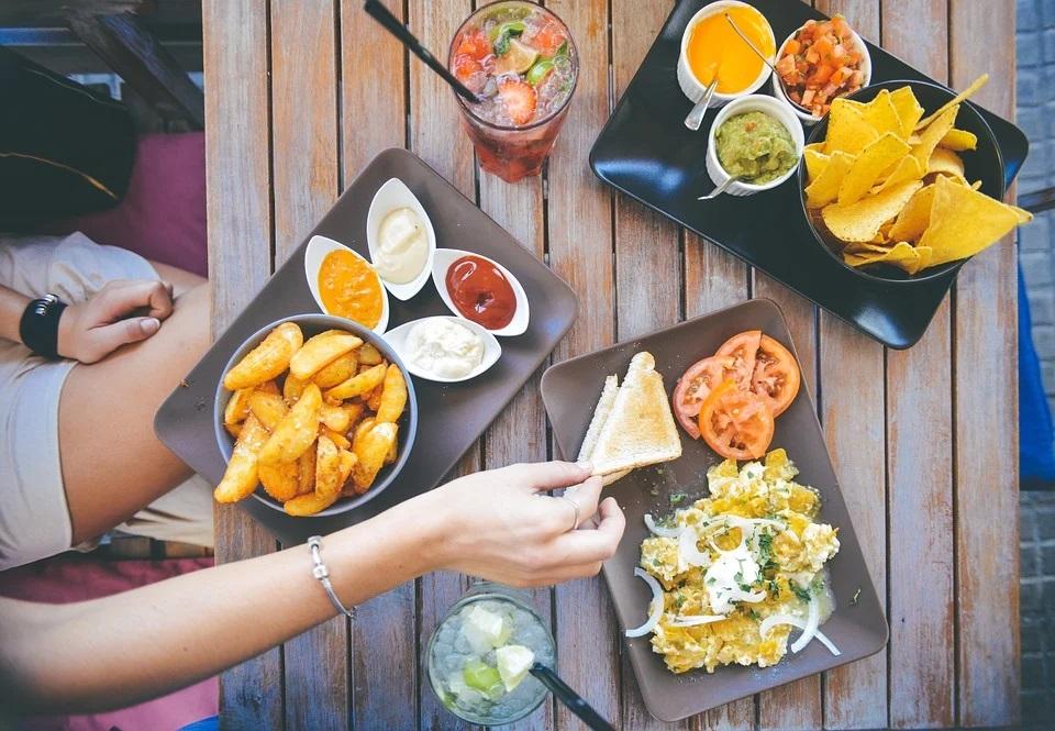 Pasquetta Snack