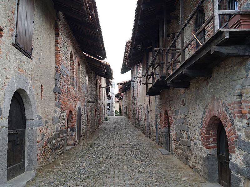 Rue di Candelo usate dal Trio