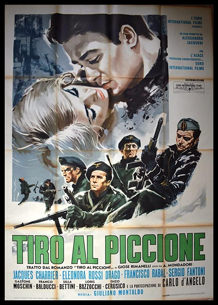 Tiro Al Piccione Manifestino
