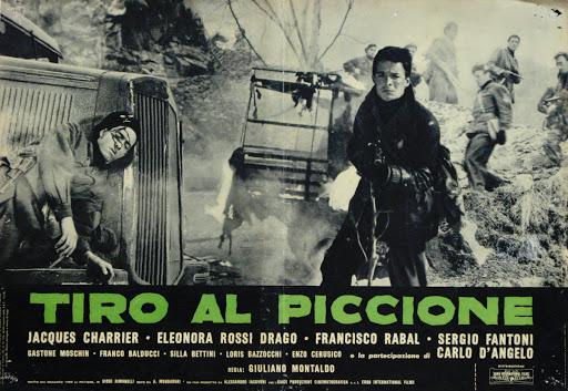 Tiro Al Piccione Manifesto