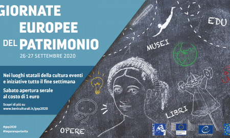 Giornate Europee Del Patrimonio Copertina