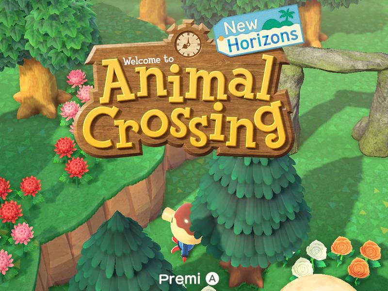 Animal Crossing Copertina