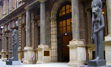 Museo Egizio Copertina