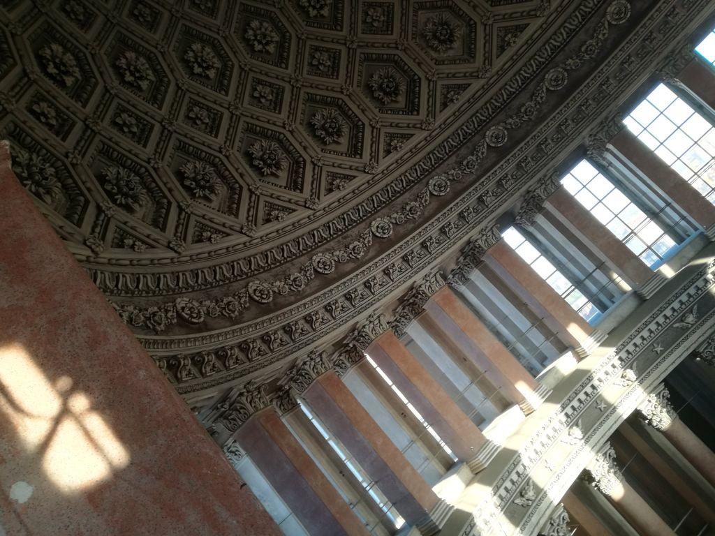 Novara interno della Cupola