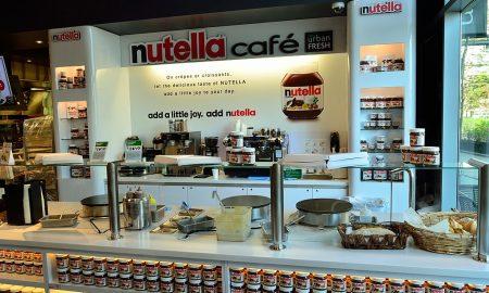 Nutella Cafè