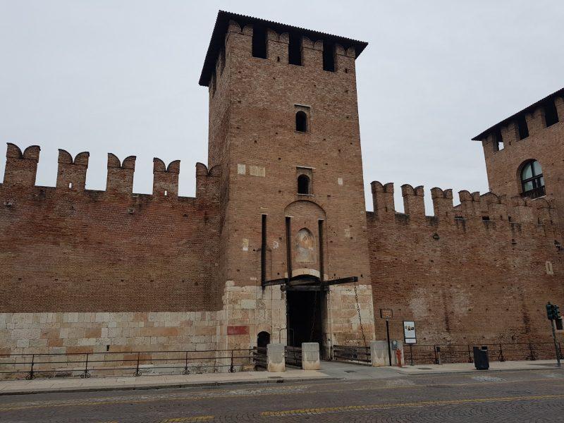 Verona - mura della
