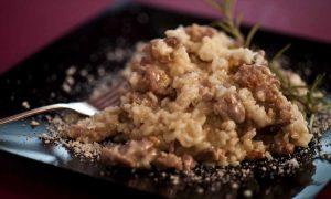 risotto al tastasal - la ricetta del piatto veronese
