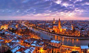 Verona - Veduta della città