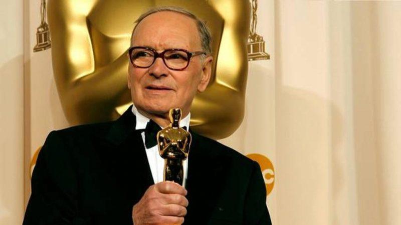 Ennio Morricone vincitore di un Oscar