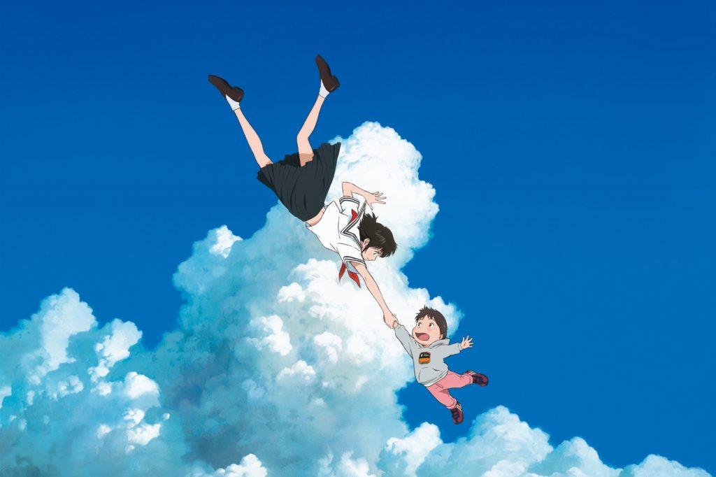 immagine tratta dall'anime giapponese Mirai