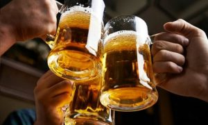 BeerEat - tre boccali di Birra