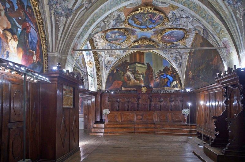 Cappella Dei Notai Del Palazzo Della Ragione Di Verona