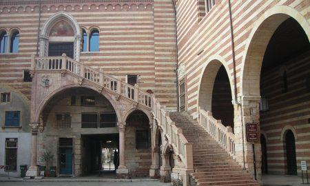 Palazzo Della Ragione Di Verona