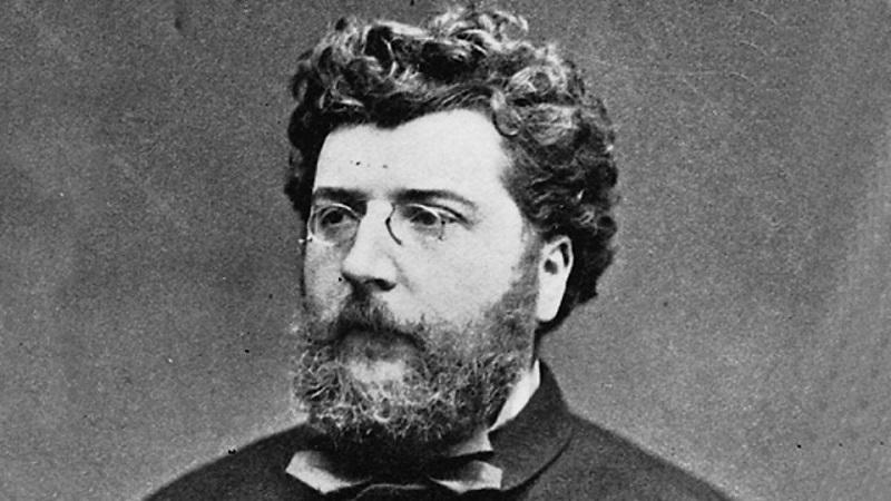 George Bizet, creatore della Carmen