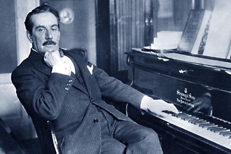 Giacomo Puccini, compositore della Tosca