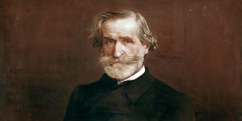 Giuseppe Verdi è l'autore de Il Trovatore