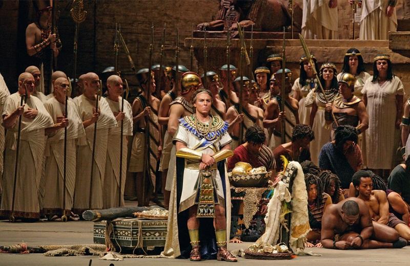 Aida - Radamés
