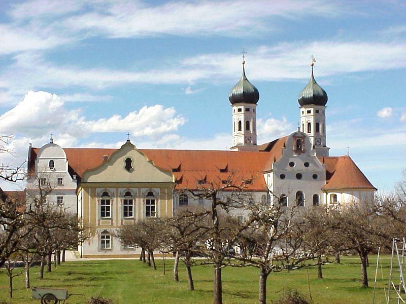 Il Monastero Di Benediktbeuern, dove furono ritrovati i Carmina Burana