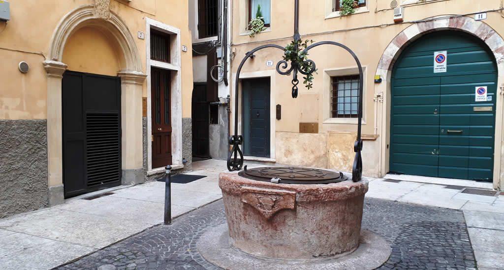Il Pozzo dell'Amore a Verona