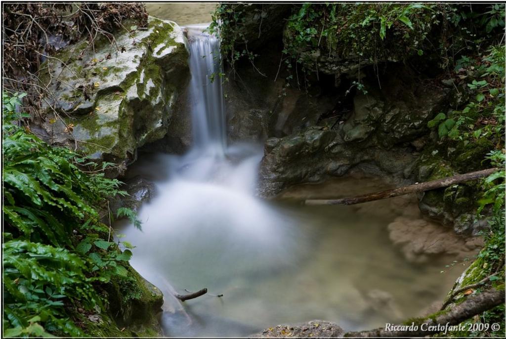 parchi e giardini: Le Cascate Di Molina vicino a Verona