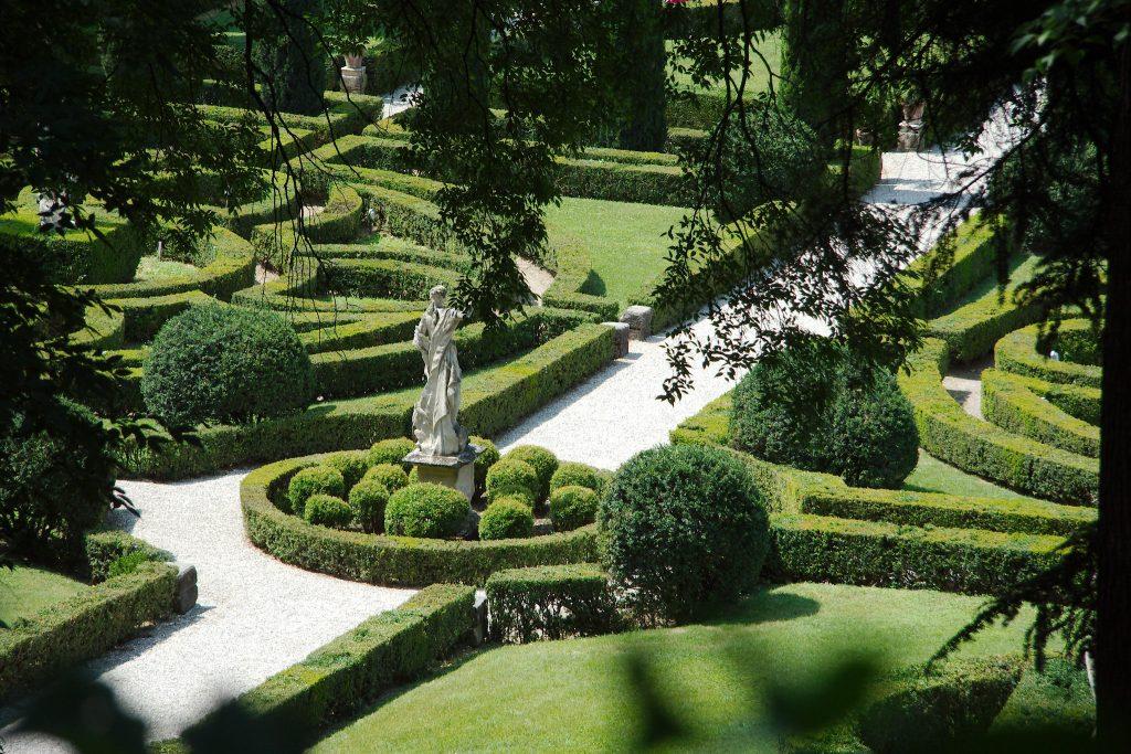 parchi e giardini: Il Giardino Giusti a Verona