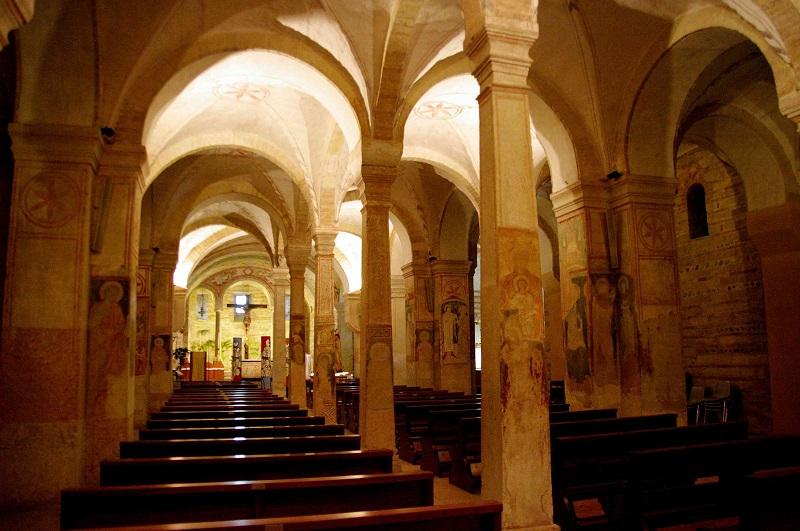 Chiesa Di San Fermo Maggiore Inferiore