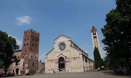 La Basilica di San Zeno a Verona