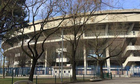 Stadio Marcantonio Bentegodi Esterno