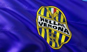 Bandiera Hellas Verona
