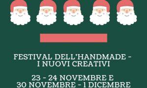 Festival dell'Handmade : locandina evento