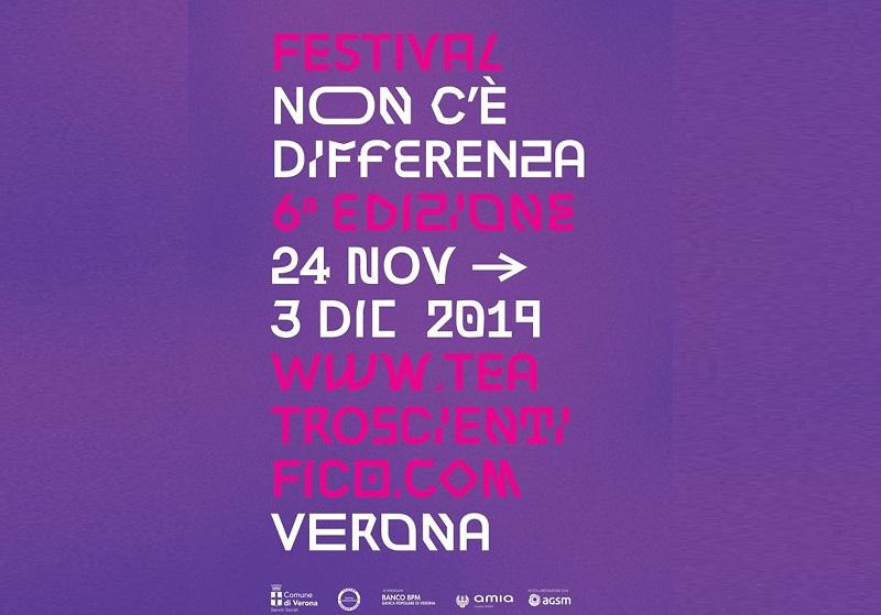Festival Non C'è Differenza Locandina
