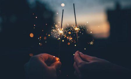 Capodanno: lucine