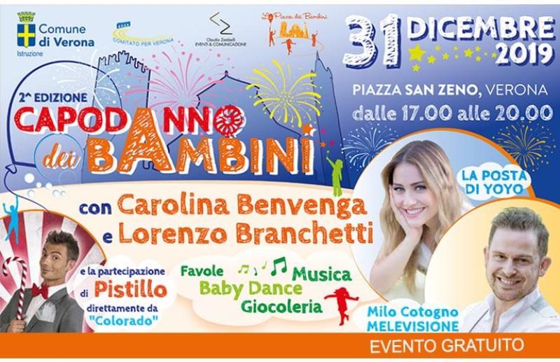 Capodanno Bambini a Verona