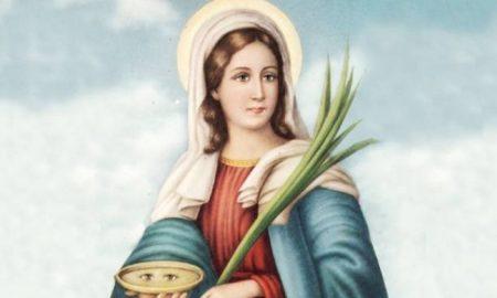 Immaginetta Di Santa Lucia
