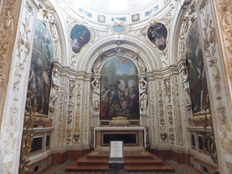 Cappella Varalli nella chiesa di Santo Stefano