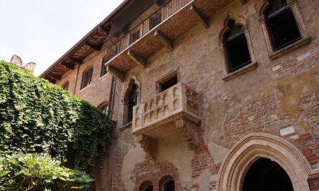 Balcone della casa di Giulietta